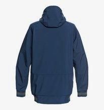 Original Spectrum - Softshell Bomber Snowboard Jacket for Men  EDYTJ03082