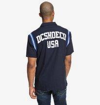 Inner Circle - Short Sleeve Bowling Shirt for Men  EDYWT03218
