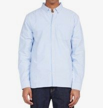 Oxford - Long Sleeve Shirt for Men  EDYWT03254