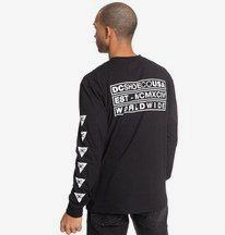 Point Perspective - Long Sleeve T-Shirt for Men  EDYZT04046