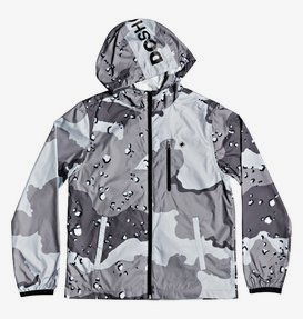 Dagup Block - Water-Resistant Windbreaker for Boys 8-16  ADBJK03005