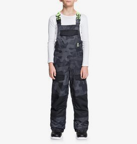 Roadblock - Snow Bib Pants for Boys 8-16  ADBTP03000