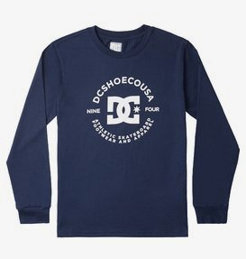 Star Pilot - Long Sleeve T-Shirt for Boys 8-16  ADBZT03127