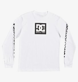 Square Star - Long Sleeve T-Shirt for Boys 8-16  ADBZT03128