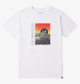 Gridlock - T-Shirt for Boys 8-16  ADBZT03129
