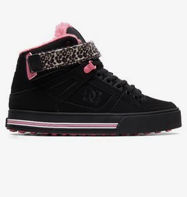 Pure Hi WNT - High-Top Winterised Shoes for Women  ADJS100125