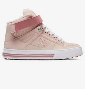 Pure Hi WNT - High-Top Winterised Shoes  ADJS100125