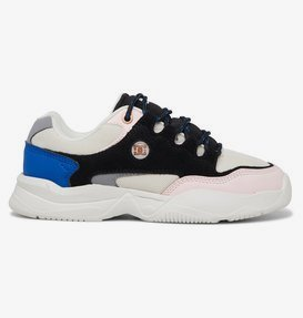 Skate Runner Lite - Leather Shoes for Women  ADJS700091