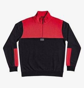 Downing - Half-Zip Mock Neck Sweatshirt for Men  ADYFT03248