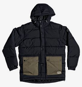 Stafford - Hooded Puffer Jacket for Men  ADYJK03077