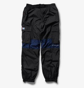 DC X Butter Goods Weber - Windbreaker Cargo Trousers for Men  ADYNP03051