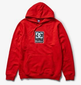 DC X Butter Goods Badge - Hoodie for Men  ADYSF03042