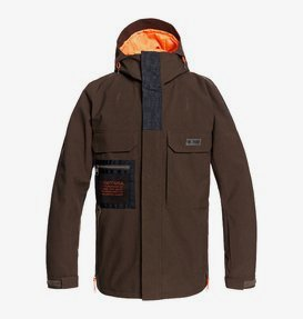 Defiant - Snow Jacket for Men  ADYTJ03004