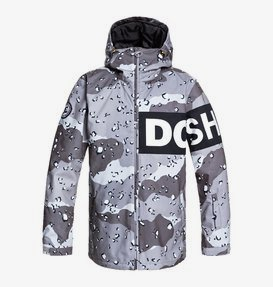 Propaganda - Snow Jacket for Men  ADYTJ03008