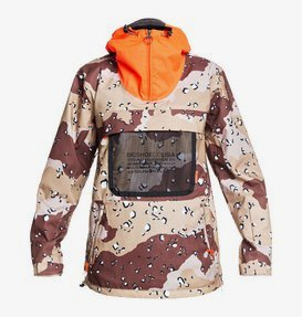 ASAP - Shell Anorak Snow Jacket for Men  ADYTJ03011