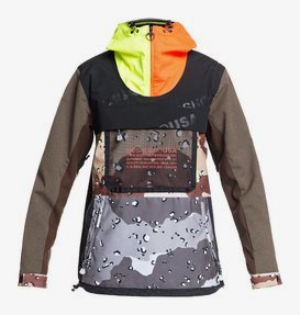 ASAP - Shell Anorak Snow Jacket for Men  ADYTJ03017