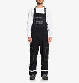 Revival - Shell Snow Bib Pants for Men  ADYTP03001