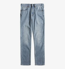 Worker Light Indigo Bleach - Slim Fit Jeans for Boys 8-16  EDBDP03043