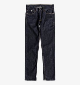 Worker Indigo Rinse - Slim Fit Jeans for Boys 8-16  EDBDP03049