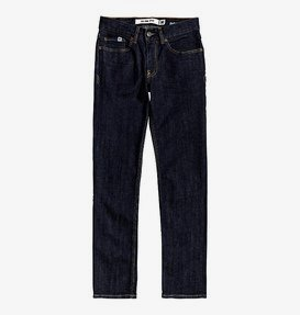 Worker Indigo Rinse - Slim Fit Jeans for Boys 8-16  EDBDP03055