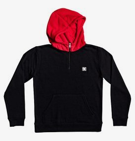 Rebel - Half-Zip Hoodie for Boys 8-16  EDBFT03162