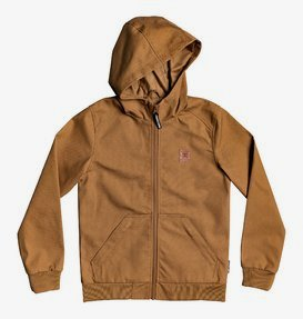 Ellis - Water-Resistant Hooded Jacket  EDBJK03053