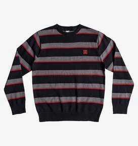 Sabotage Stripe - Jumper for Boys 8-16  EDBSW03014
