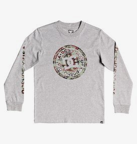 Circle Star - Long Sleeve T-Shirt for Boys 8-16  EDBZT03360