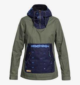 Skyline - Anorak Snow Jacket for Women  EDJTJ03038