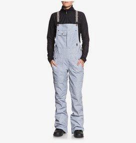 Collective - Shell Snow Bib Pants for Women  EDJTP03016