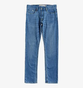 Worker - Straight Fit Jeans for Men  EDYDP03408