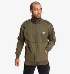 Pelton - Mock Neck Zip-Up Fleece for Men  EDYFT03468