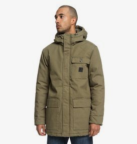 Canongate 2 - Water-Resistant Workwear Parka for Men  EDYJK03173