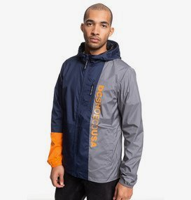 Dagup Triple Block - Water-Resistant Hooded Windbreaker for Men  EDYJK03204