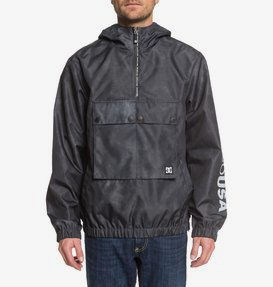 Cheadle - Hooded Half-Zip Anorak  EDYJK03237