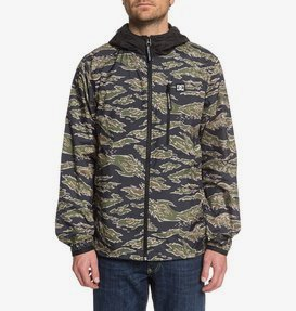 Dagup - Packable Water-Resistant Windbreaker  EDYJK03244