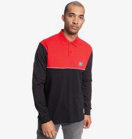 Brookledge - Long Sleeve Polo Shirt for Men  EDYKT03476
