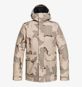 Harbor - Parka Snow Jacket for Men  EDYTJ03080