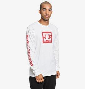 Square Star - Long Sleeve T-Shirt for Men  EDYZT03915