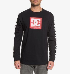 Square Star - Long Sleeve T-Shirt  EDYZT04144