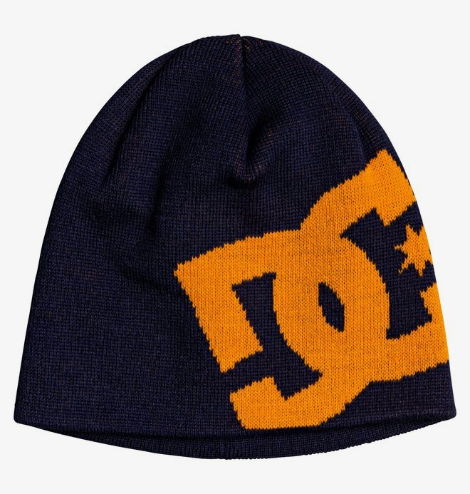 0 Big Star - Beanie Blue 102812 DC Shoes