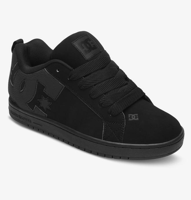 Court Graffik - Leather Shoes  300529