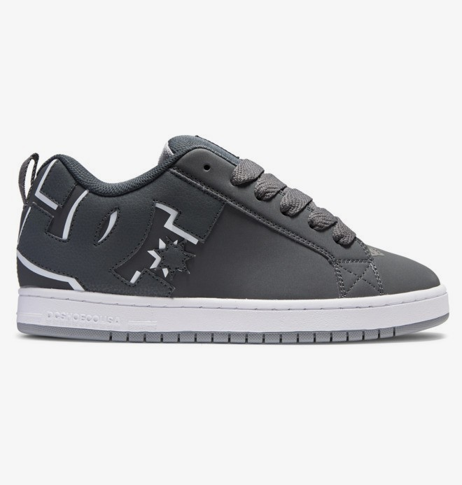 Court Graffik - Leather Shoes for Men  300529