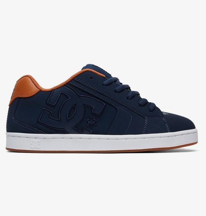 0 Net - Zapatos para Hombre Azul 302361 DC Shoes