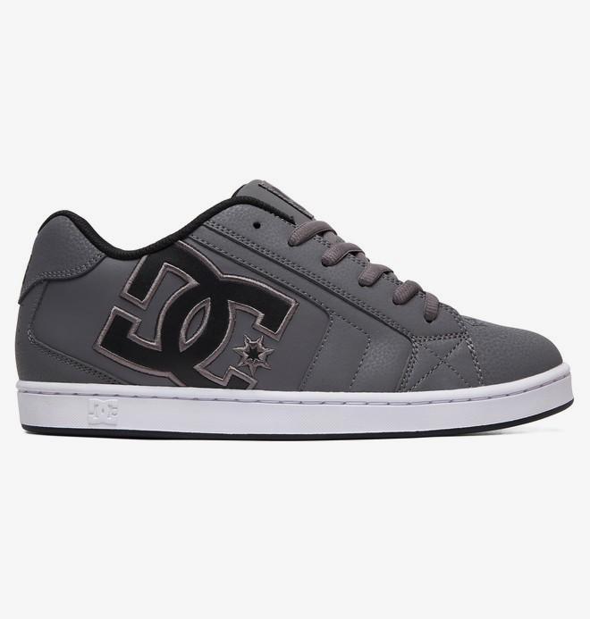 0 Net - Zapatos para Hombre Gris 302361 DC Shoes
