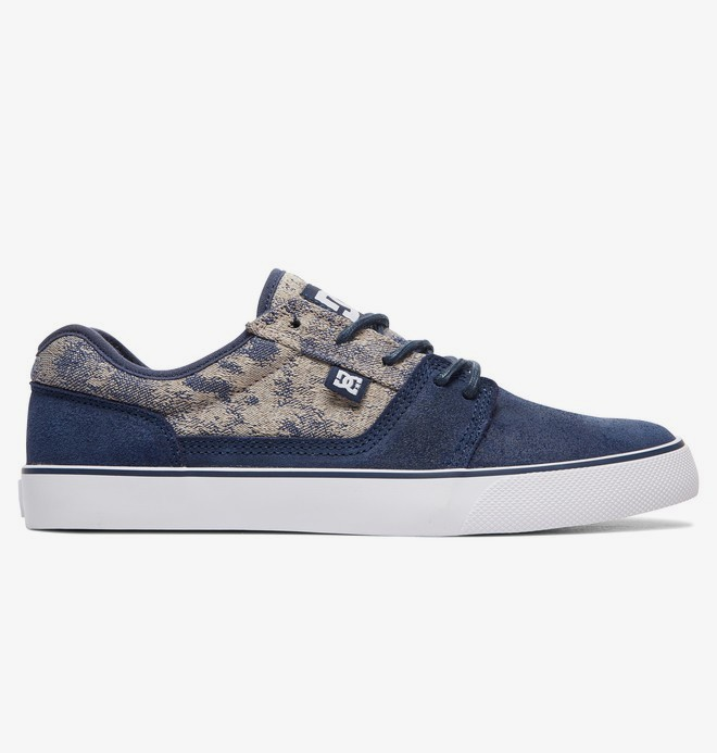 0 Tonik SE - Baskets pour Homme Bleu 303064 DC Shoes