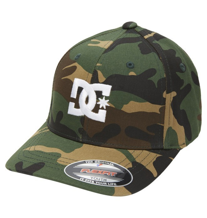 Cap Star - Flexfit® Cap for Boys 8-16  ADBHA03095