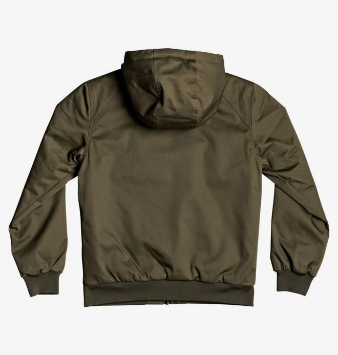Earl Padded Hooded Padded Jacket for Boys 8-16  ADBJK03007