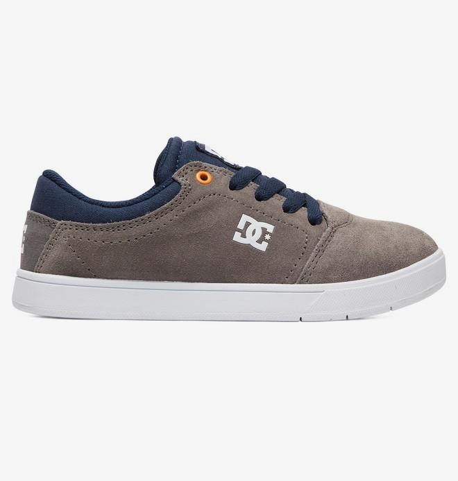0 Crisis - Zapatillas para Chicos Gris ADBS100209 DC Shoes