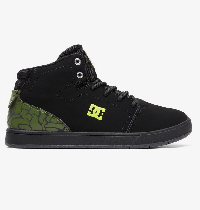 Crisis High SE - High-Top Shoes for Boys  ADBS100236